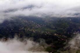 Trabzon yaylaları beyaza büründü