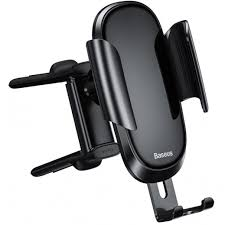 <b>Baseus Future Gravity</b> Vehicle Phone Holder - Black | توصيل ...