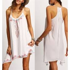<b>Fashion women's summer bohemian</b> dress | Shopee Philippines