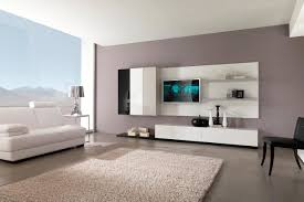 ideas contemporary living room: trendy living room decorations white ceiling glass wall white sofa neutral colored walls white furniture