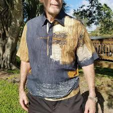 <b>Men's Casual Fashion Printed</b> Polo Shirt