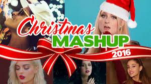 CHRISTMAS MASHUP 2016 - Rihanna/Bruno Mars/Ariana Grande ...