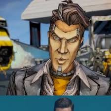 The Ceo Of Ea Looks Exactly Like Handsome Jack From Borderlands 2 ... via Relatably.com