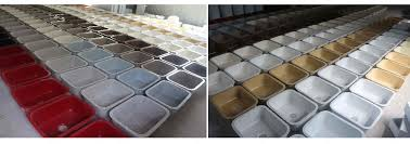 composite stone resin kitchen sinks