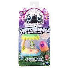 <b>Hatchimals</b> Хетчималс <b>Домик</b>-игровой набор со светом ...