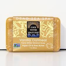 Vanilla Oatmeal <b>Triple Milled Mineral Soap</b> 7 oz – Dagan African ...