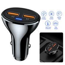 Мини <b>USB Автомобильное зарядное</b> устройство адаптер 3.4A ...