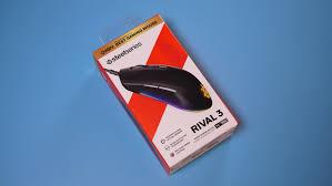 Обзор <b>SteelSeries Rival</b> 3: простая и удобная мышка для ...