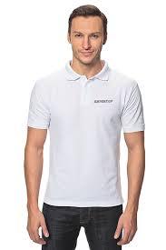"""Рубашка Поло """"<b>Начальник</b>"""" #1524275 от VM-c - <b>Printio</b>"""