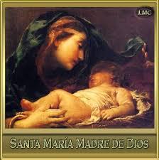 Resultado de imagen de sta maria madre de dios