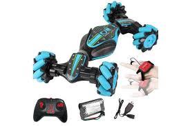 <b>2.4G</b> Stunt <b>Gesture Induction</b> Watch Remote Control Twisting Toy ...