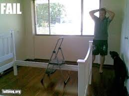 ikea fail bed assembling ikea chair