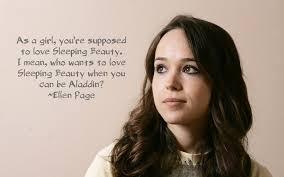 Ellen Page | Awesome Women | Pinterest | Women Empowerment ... via Relatably.com