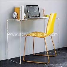 product image acrylic office furniture