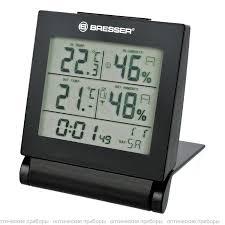 <b>Метеостанция Bresser MyTime Travel</b> Alarm Clock купить по цене ...