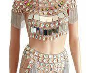Metal Skirt Bra Set: лучшие изображения (20) | Бюстгальтер ...