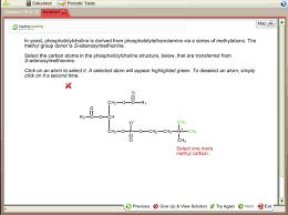 Biochemistry   Sapling Learning