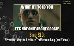 Bing SEO: 7 Practical Ways to Get More Traffic from Bing (and <b>Yahoo</b>!)