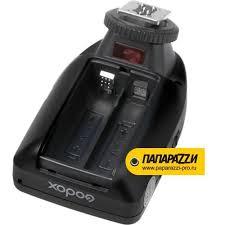 <b>Радиосинхронизатор Godox Xpro N</b> для Nikon | Папарацци