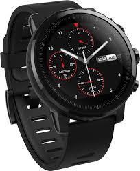 Купить смарт-часы <b>Xiaomi Stratos</b>, <b>черный</b> ремешок в каталоге ...