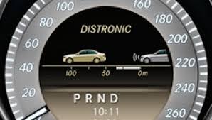 <b>Система адаптивного круиз-контроля</b> DISTRONIC PLUS[1]
