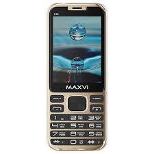 Характеристики модели <b>Телефон MAXVI X10</b> на Яндекс.Маркете