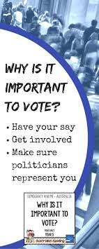 best ideas about why is voting important why is it important to vote year 5 hass