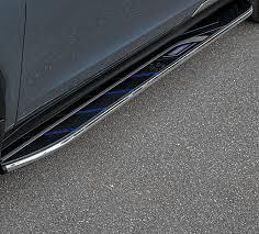 <b>Пороги боковые подножки</b> BMW Style для CAPTUR - Агрономоff