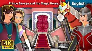 Prince Bayaya And His <b>Magic Horse</b> in English | Stories for ...