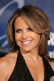 "Journalist Katie Couric of CBS in a 2007 file photo. (Bryan Bedder, Getty Images). Katie Couric and CBS News had fun with the ""speed dating"" concept at this ... - Katie-Couric-CBS"