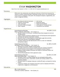 retail recruiter sample resume paralegal resume objective examples recruiting and employment resume example my perfect resume retail recruiting and employment resume example my perfect