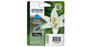 <b>Картридж Epson</b> T0592 (<b>cyan</b>) для <b>Stylus</b> Photo C13T05924010 ...