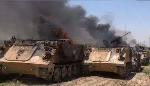Image result for محاصره صدها نظامی سعودی در شرق یمن