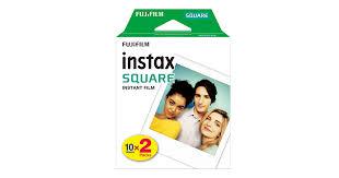 <b>INSTAX SQUARE</b>® White | <b>Fujifilm</b> [Brazil]
