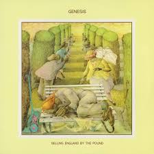 <b>Genesis</b> - <b>Selling</b> England by the Pound Lyrics and Tracklist | Genius