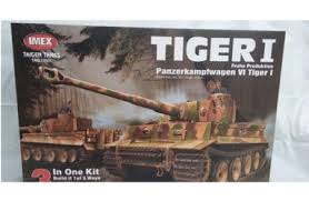<b>Радиоуправляемый танк Taigen</b> 1:16 <b>German</b> Tiger 1 KIT