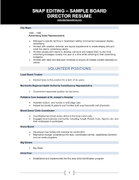 board of directors resume format resume format 2017 resume board director