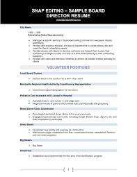 board of directors resume format resume format 2017 resume board director