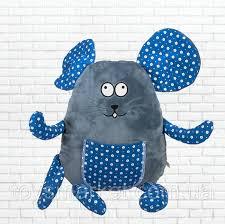 Детская <b>мягкая игрушка</b>, сувенир мышонок: продажа, цена в ...