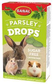 Купить <b>Лакомство</b> для кроликов, <b>грызунов SANAL</b> Parsley Drops ...