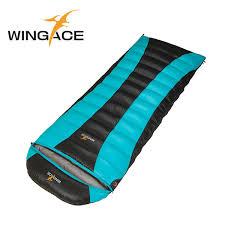 fill 400g 600g 800g 1000g ultralight goose down camping outdoor daunenschlafsack envelope fall travel sleep adult sleeping bags
