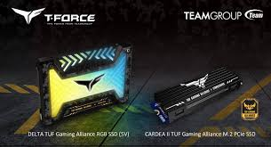 ASUS TUF Gaming и <b>Team Group</b> представили две линейки ...