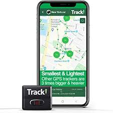 Tracki 2020 Model Mini Real time GPS Tracker. Full ... - Amazon.com
