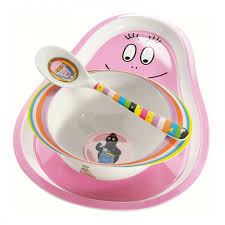 Купить petit Jour Набор детской <b>посуды</b> Barbapapa BA964C ...