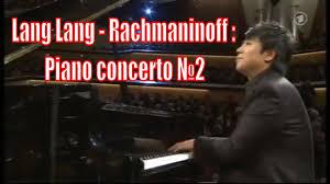 Lang <b>Lang</b> - <b>Rachmaninoff</b> : Piano Concerto No 2 in C minor (FULL ...