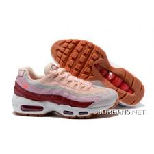 Women WMNS Nike Air Max 95 Barely Rose/Hot Punch-<b>Vintage</b> ...