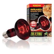 <b>Инфракрасная лампа</b> накаливания <b>Exo Terra</b> «Infrared Basking ...