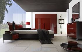 bedroom ideas decorating khabarsnet: red black and cream bedroom ideas khabars net