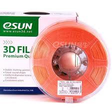 <b>Пластик ABS</b> ESUN 1.75 мм 1кг., <b>оранжевый</b> (ABS175O1)