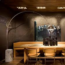 in use arco lighting